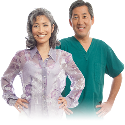 Doctors Okui and Tatsuta are Dental Specialists